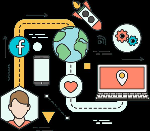 שירותים לניהול ופרסום בפייסבוק לעסקים.