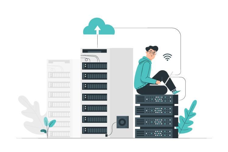 אחסון VPS הוא אחסון על שרת פרטי וירטואלי ויש לו משאבים של מעבד וזיכרון השמורים רק לו.
