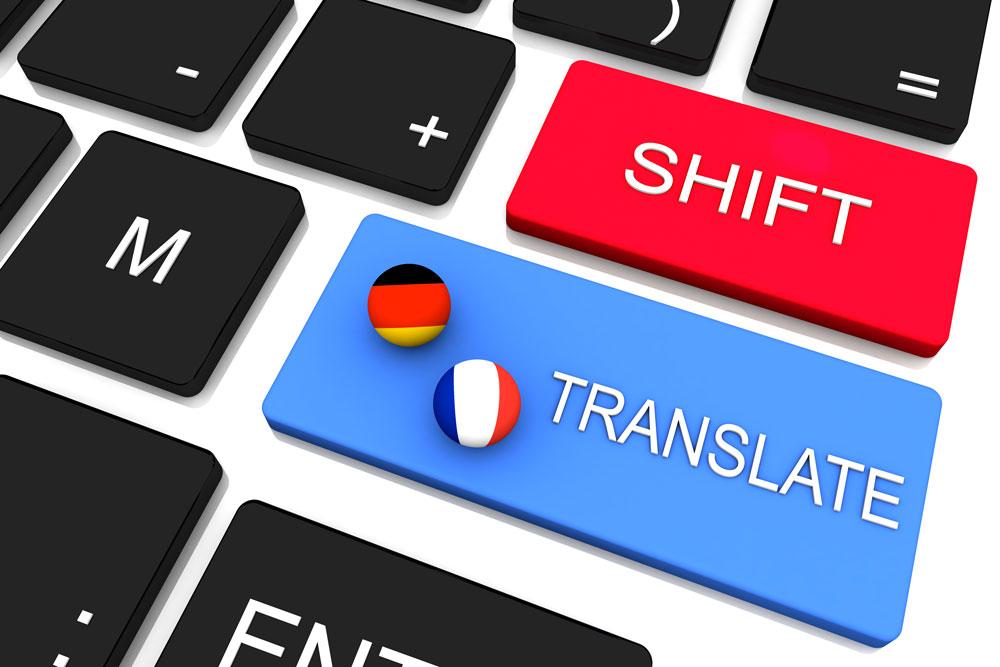 בניית אתר בשתי שפות - אתגר התרגום